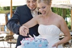 Grieche Nürnberg Hochzeit Braut 2