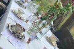 Grieche Nürnberg Feier Tisch